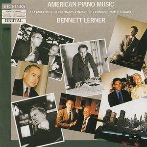 Image for 'American Piano Music Vol II of II, Copland, Blitzstein, Harris, Barber, Schuman, Ramey, Bowl'
