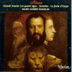 Imagem de 'Grande Sonate: Les quatre âges; Sonatine; Le festin d' Esope (Marc-André Hamelin)'