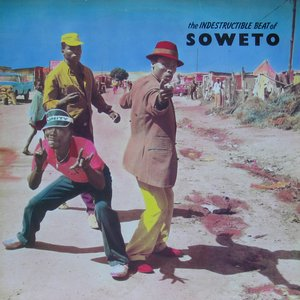 Image for 'The Indestructible Beat of Soweto'