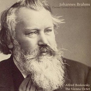 Imagem de 'Brahms: Clarinet Quintet in B minor, Op.115'