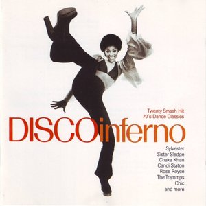 Image for 'Disco inferno cd2'