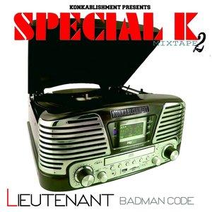 Image for 'Badman Code (Special K Mixtape 2)'