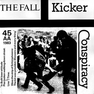 Image for 'Kicker Conspiracy'