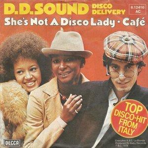 """""""Café / She's Not a Disco Lady""""的图片"""