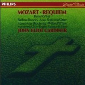 Image for 'Mozart: Requiem; Kyrie in D minor'