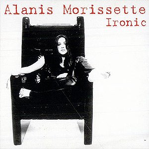 Image for 'Ironic (Down The Alley Live Version)'