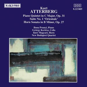 Image for 'ATTERBERG: Piano Quintet / Suite No. 1 / Horn Sonata'