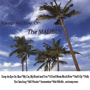 Image for 'Keep An Eye On The Malibus'