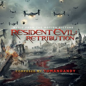 Image for 'Resident Evil: Retribution [Music from the Motion Picture]'