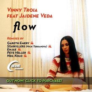 Image pour 'Vinny Troia pres Jaidene Veda'