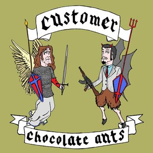 Image for 'Chocolate Ants Ep'