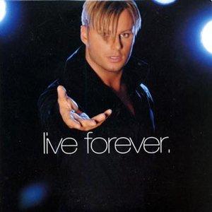 Bild für 'Live Forever'