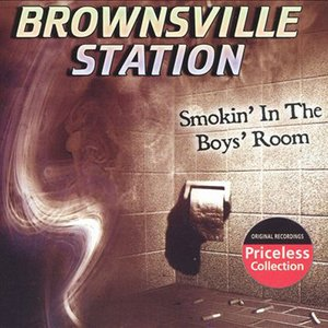 Image for 'Smokin' In The Boys Room'