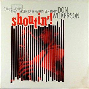 """""""Shoutin'""""的封面"""