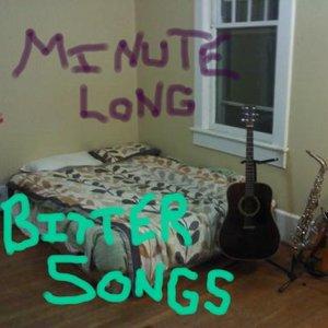 Image for 'minute-long bitter songs'