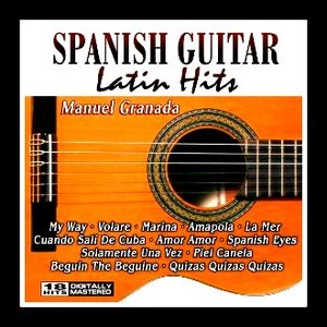 Image for 'Spanish Guitar Latin Hits'