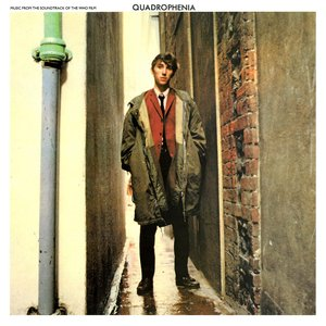 Image for 'Quadrophenia: Songs From The Original Motion Picture Soundtrack'