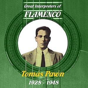 Imagem de 'Great Interpreters of Flamenco -  Tomás Pavón  [1928 - 1948]'