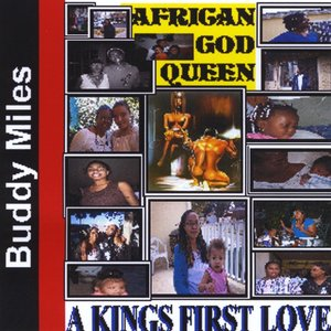Image for 'African God Queen'
