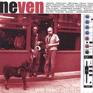 Bild für 'We Love Music'