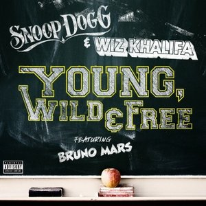 Image for 'Young, Wild & Free (feat. Bruno Mars)'