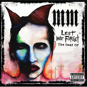 Image pour 'Lest We Forget: The Best of Marilyn Manson'