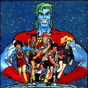 Image for 'Ode to Captain Planet'