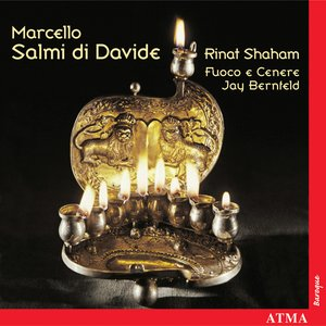 Image for 'Marcello: Psalms of David'