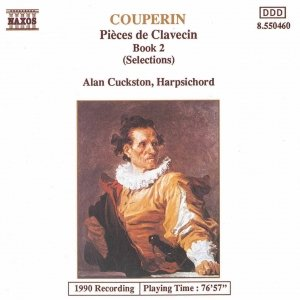 Image pour 'COUPERIN, F. : Suites for Harpsichord Nos. 6, 8 & 11'