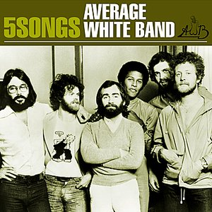 Image for 'Average White Band - 5 Songs EP'