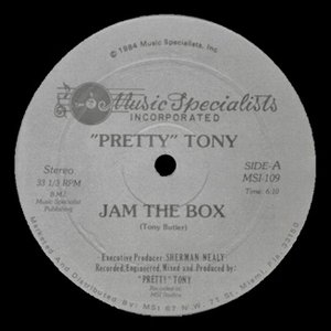 Image for 'Jam the Box'