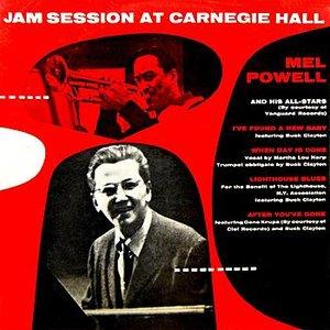 Image for 'Jam Session At Carnegie Hall'