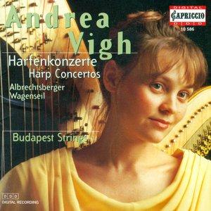 Image for 'Albrechtsberger, J.G.: Harp Concerto in C Major / Partita in F Major / Wagenseil, G.C.: Harp Concerto in G Major'
