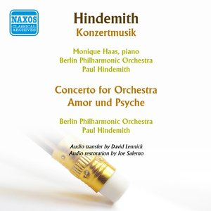 Image for 'Hindemith conducts Hindemith'