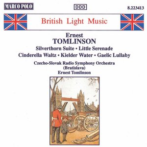 Imagem de 'Tomlinson: Silverthorn Suite / Little Serenade'