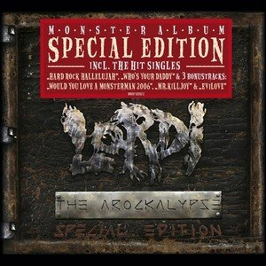 Image for 'The Arockalypse (Special Edition)'