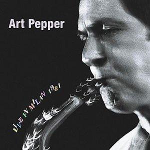 Image for 'Art Pepper Live in Milan 1981'