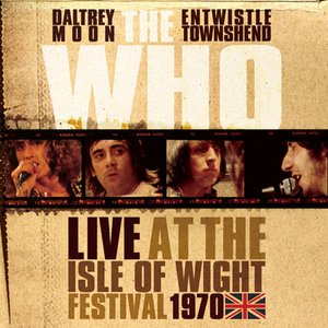 Image pour 'Live from Isle of Wight'