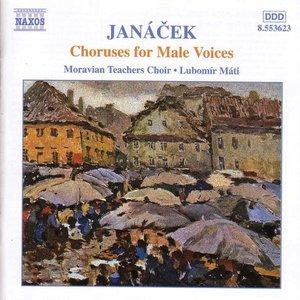 Imagem de 'JANACEK: Choruses for Male Voices'
