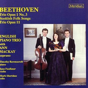 Image for 'Beethoven: Trio Opus 1 No.3, Scottish Folk Songs, Trio Opus 11'