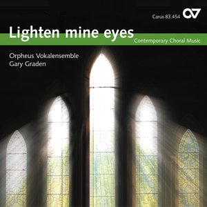 Image for 'Lighten Mine Eyes: Contemporary Choral Music'
