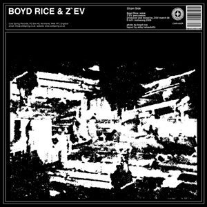 Image for 'Boyd Rice & Z'ev'