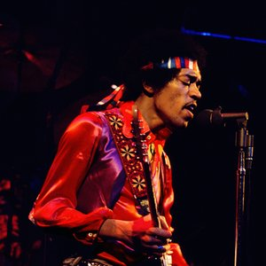 Image for 'Jimi Hendrix'