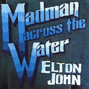 Image pour 'Madman Across The Water'