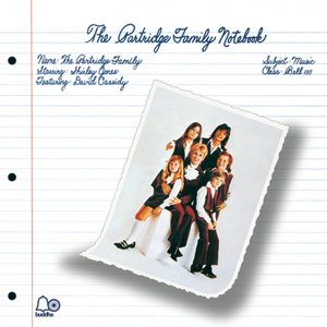 Bild für 'The Partridge Family Notebook'