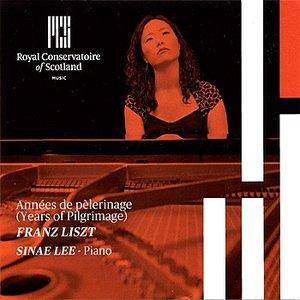 Image for 'Liszt: Years of Pilgrimage'