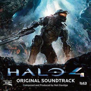 Image for 'Halo 4: Original Soundtrack (Standard Edition)'