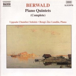 Image for 'BERWALD: Piano Quintets'