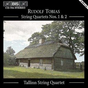 Image for 'Tobias: String Quartets Nos. 1 & 2'