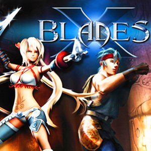 Image for 'X-Blades (Original Score)'